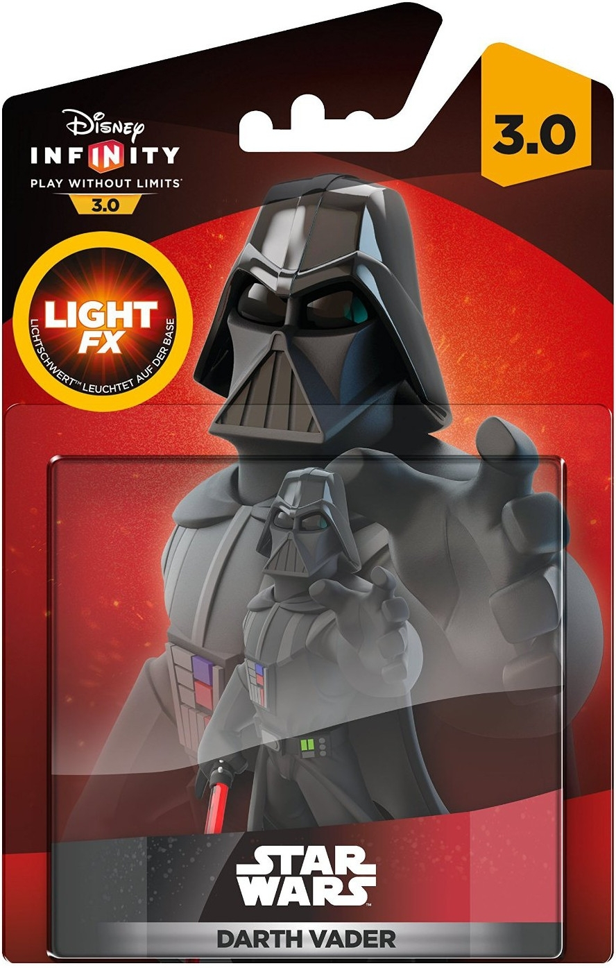 Figurka Disney Infinity 3.0 FX Lord Darth Vader (PS3, PS4, Xbox 360, Xbox One, WiiU, 3DS)